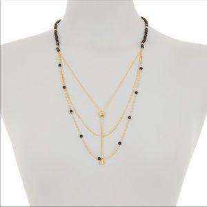 Gorjana Makena Layered Adjustable Necklace